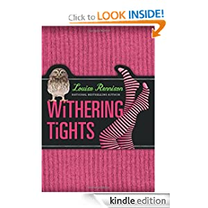 Withering Tights (Misadventures of Tallulah Casey)