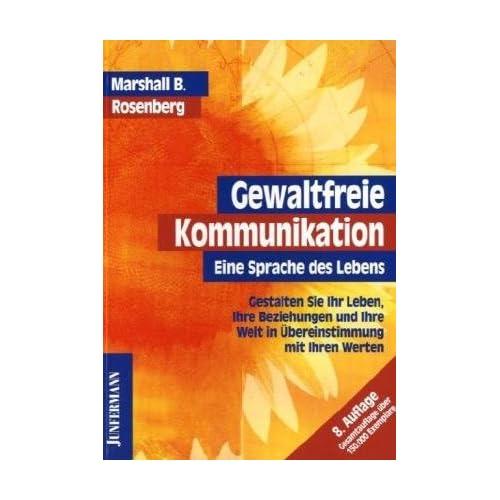 Buch über Gewaltfreie Kommunikation