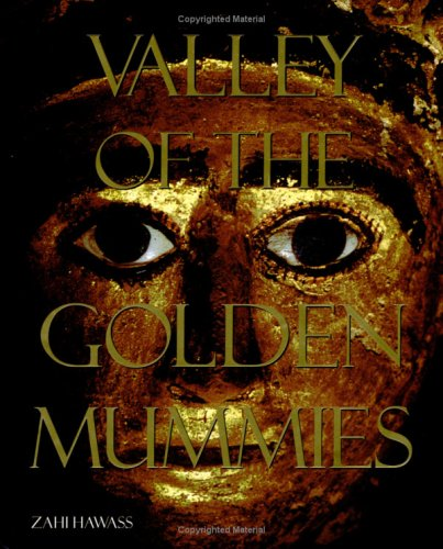 Valley of the Golden Mummies, ZAHI HAWASS