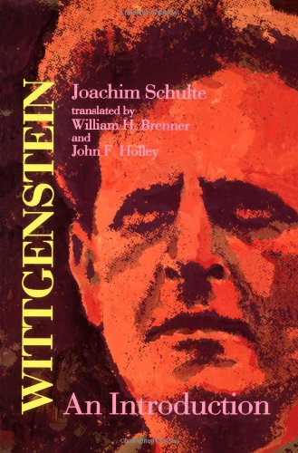 Wittgenstein (Suny Series in Logic and Language)