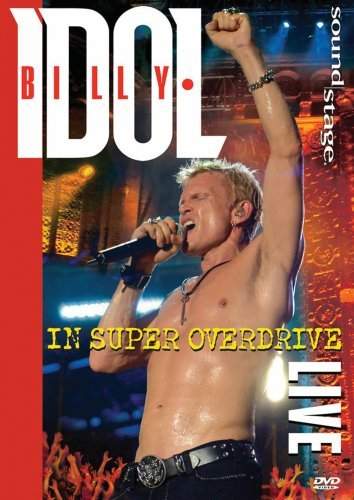Cover art for  In Super Overdrive Live