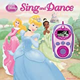 Disney Princess: Sing and Dance (Digital Music Player and Sound Book)