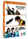 Percy Jackson / Dragon Ball - Evoluti...
