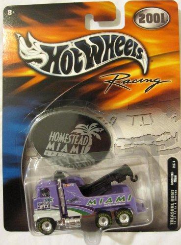 Hot Wheels Racing Homestead Miami Treasure Hunt 2001