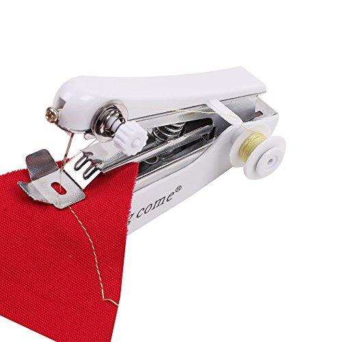how to use sunbeam mini sewing machine