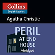 Peril at End House: B2 (Collins Agatha Christie ELT Readers) Audiobook by Agatha Christie Narrated by Roger May