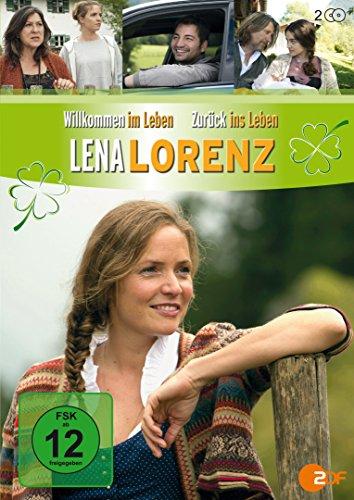 Lena Lorenz - Willkommen im Leben / Zurück ins Leben [2 DVDs] hier kaufen