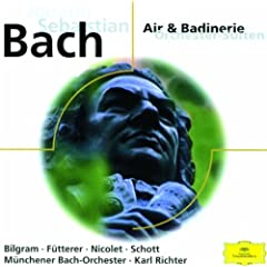 J.S. Bach: Suite No.2 in B minor, BWV 1067 - 6. Menuet