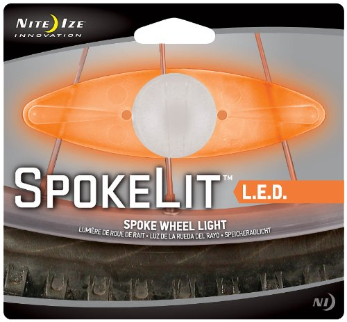 Nite Ize Spokelit Bicycle Light