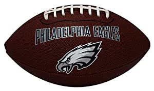 K2 Philadelphia Eagles Game Time Full Size Football at Sears.com