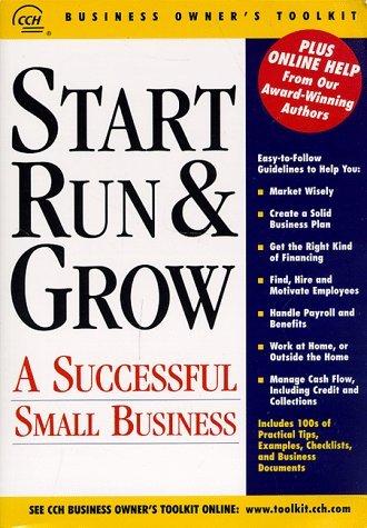 start-run-grow-a-successful-small-business-written-by-susan-m-jd-jacksack-1998-edition-2nd-publisher