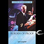 Burden of Proof: JAG in Space, Book 2 (       UNABRIDGED) by Jack Campbell Narrated by Nick Sullivan, Jack Campbell