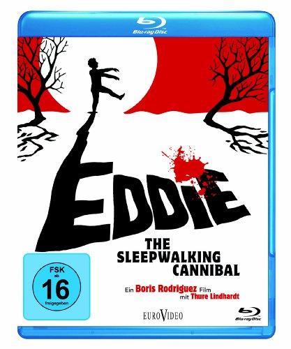 Eddie - The Sleepwalking Cannibal [Blu-ray]