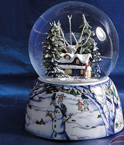 Child Kids Merry Christmas Music Box - Ideal Present For Babies Christenings Or Birthdays