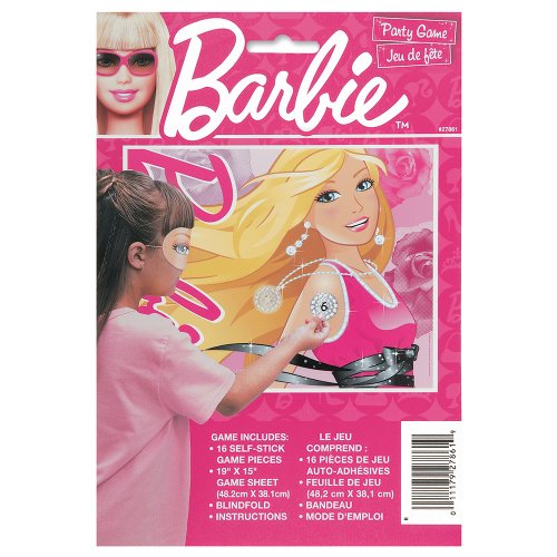 Barbie Game