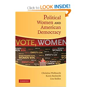 Political women american democracy Christina Wolbrecht, Karen Beckwith, Lisa Baldez
