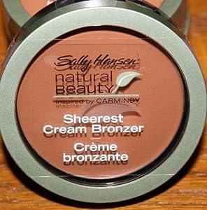 Sally Hansen Natural Beauty Sheerest Cream Bronzer - #1020-1 Miami Glow Light