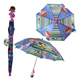 Disney Doc Mcstuffins Molded Handle Umbrella for Children