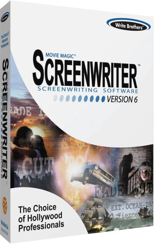 Movie Magic Screenwriter 6 (PC  &  Mac)