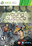 Young Justice: Legacy - Xbox 360