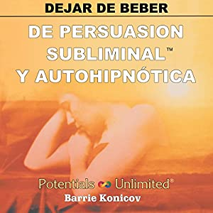 Dejar de Beber [Stop Drinking] Audiobook