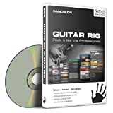 "Hands on Guitar Rig - Rock it like the Professionals  (PC + MAC)von ""DVD Lernkurs"""