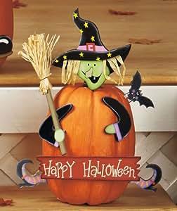 Halloween Pumpkin Dress-Up Kits (Witch)