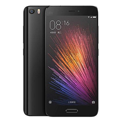 Xiaomi Mi5 3+32GB 4G LTE Dual Sim Android 6.0 Quad Core 1.8GHz 5.15 inch FHD 4+16MP Negro Xiaomi M5