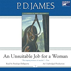 An Unsuitable Job for a Woman | [P. D. James]