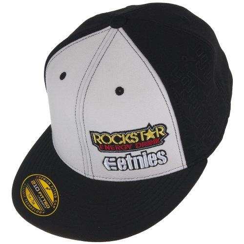 competitive price 3745d 51ec5 Etnies Cap ROCKSTAR TEAM FLEXFIT HAT black, L XL