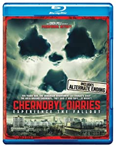 Chernobyl Diaries [Blu-ray]