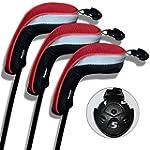 3 Pack Andux Golf Hybrid Club Head Co...