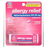 Rite Aid Allergy Relief Minitabs, 25 mg 10 Ct.