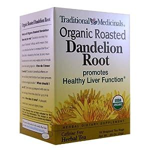 Traditonal Medicinals Organic Roasted Dandelion Root