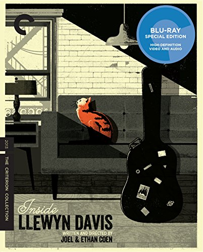 Blu-ray : Inside Llewyn Davis (Criterion Collection) (Special Edition, Restored, Widescreen, AC-3, Digital Theater System)
