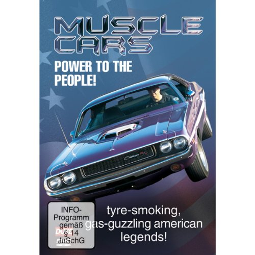 American Muscle Cars [Import anglais]