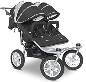 Valco Baby Special Edition Tri-Mode Twin EX Stroller by Valco Baby