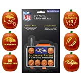 NFL Baltimore Ravens Pumpkin Carving Kit at Amazon.com