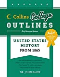 img - for United States History from 1865 (Collins College Outlines) book / textbook / text book