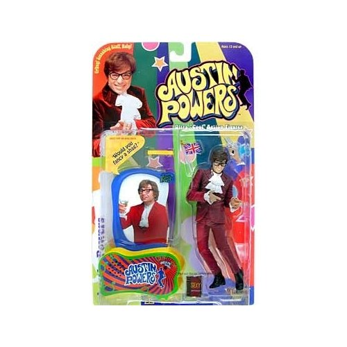 Austin Powers: Austin Powers Action Figure - 1