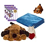 ✤ Snuggle Pet Products Snuggle Puppies Starter Kit for Pets, Brown Mutt ✤