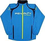 (ペナルティ)PENALTY サッカー・フットサルウェア ストレッチウーブンジャケット PO4413 88 シアン XO