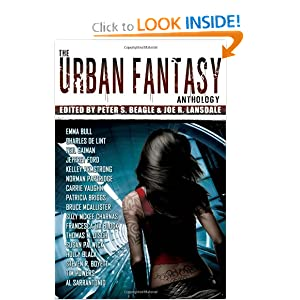 The Urban Fantasy Anthology by Peter S Beagle and Joe R. Lansdale