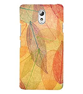 Phone Decor 3D Design Perfect fit Printed Back Covers For Lenovo Vibe P1M