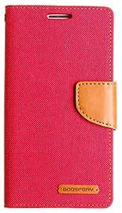 APE Canvas Diary Cover for Microsoft Lumia 640XL