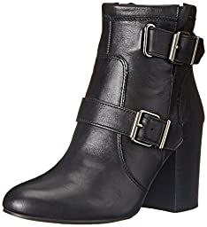 Vince Camuto Women\'s Simlee Boot, Black, 8.5 M US