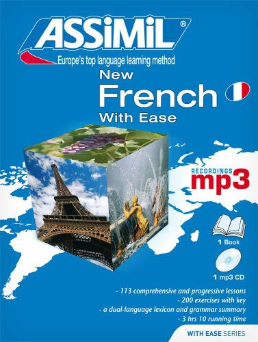 New french with ease L/MP3