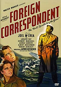 "Cover of ""Foreign Correspondent"""