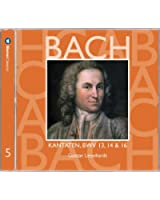 Bach, JS : Sacred Cantatas BWV Nos 13, 14 & 16