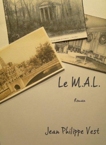 Couverture du livre Le M.A.L.